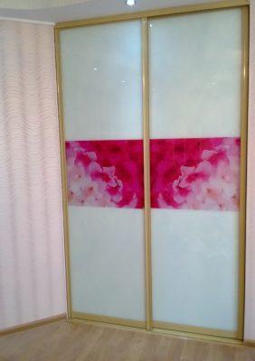 Межкомнатные раздвижные двери с фотопечатью