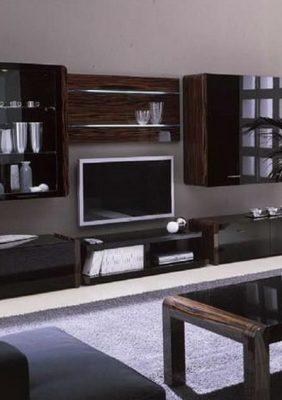 Современная стенка для гостиной
